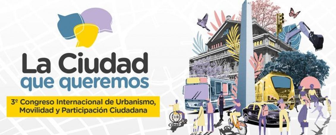 Congreso Internacional de Urbanismo, Movilidad y Participación Ciudadana en Argentina